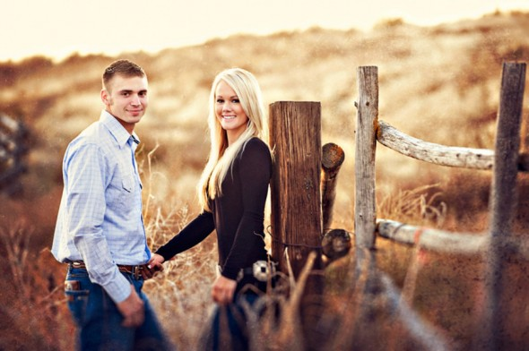 Oregon Country Rustic Engagement Session Rustic Wedding Chic