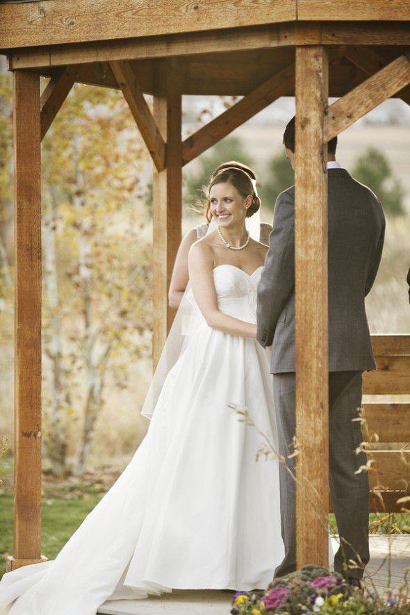 Rustic Wedding At Denver Botanic Gardens At Chatfield Rustic Wedding Chic