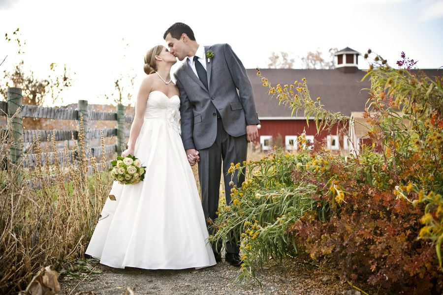 Rustic Wedding At Denver Botanic Gardens at Chatfield Rustic