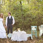 Shabby Chic Wedding Inspiration