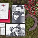 Valentine's Day Wedding Invitations