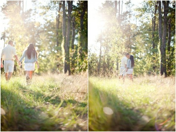 North Carolina Farm Engagement Session