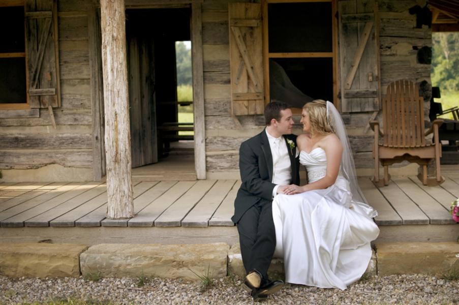Cincinnati Ohio Rustic Wedding Rustic Wedding Chic