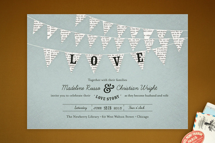 I love showing off my picks for the best rustic wedding invitations from my