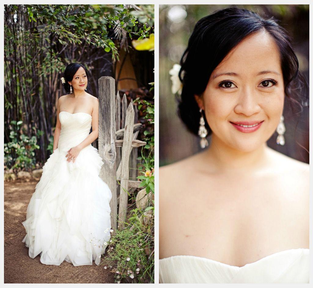 Bohemian Inspired California Wedding At Holly Farm: Rustic Chic Wedding At The Holly Farm In California