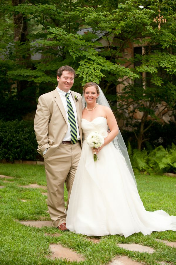 Rustic Chic Tennessee Wedding
