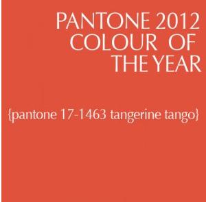 Tangerine Tango - Pantone Color Of The Year