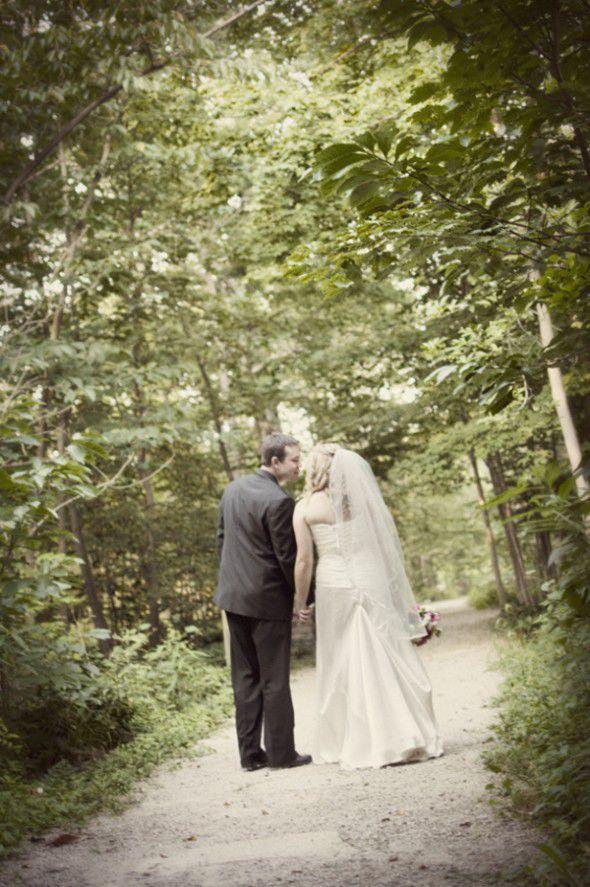 Wedding Cincinnati Nature Center