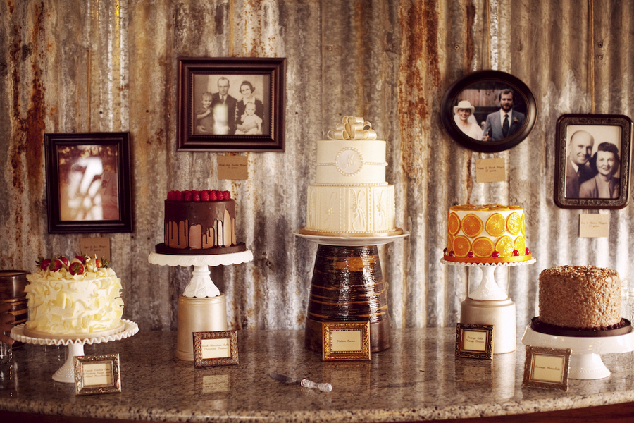 West Vista Ranch Rustic Wedding In Texas Chic