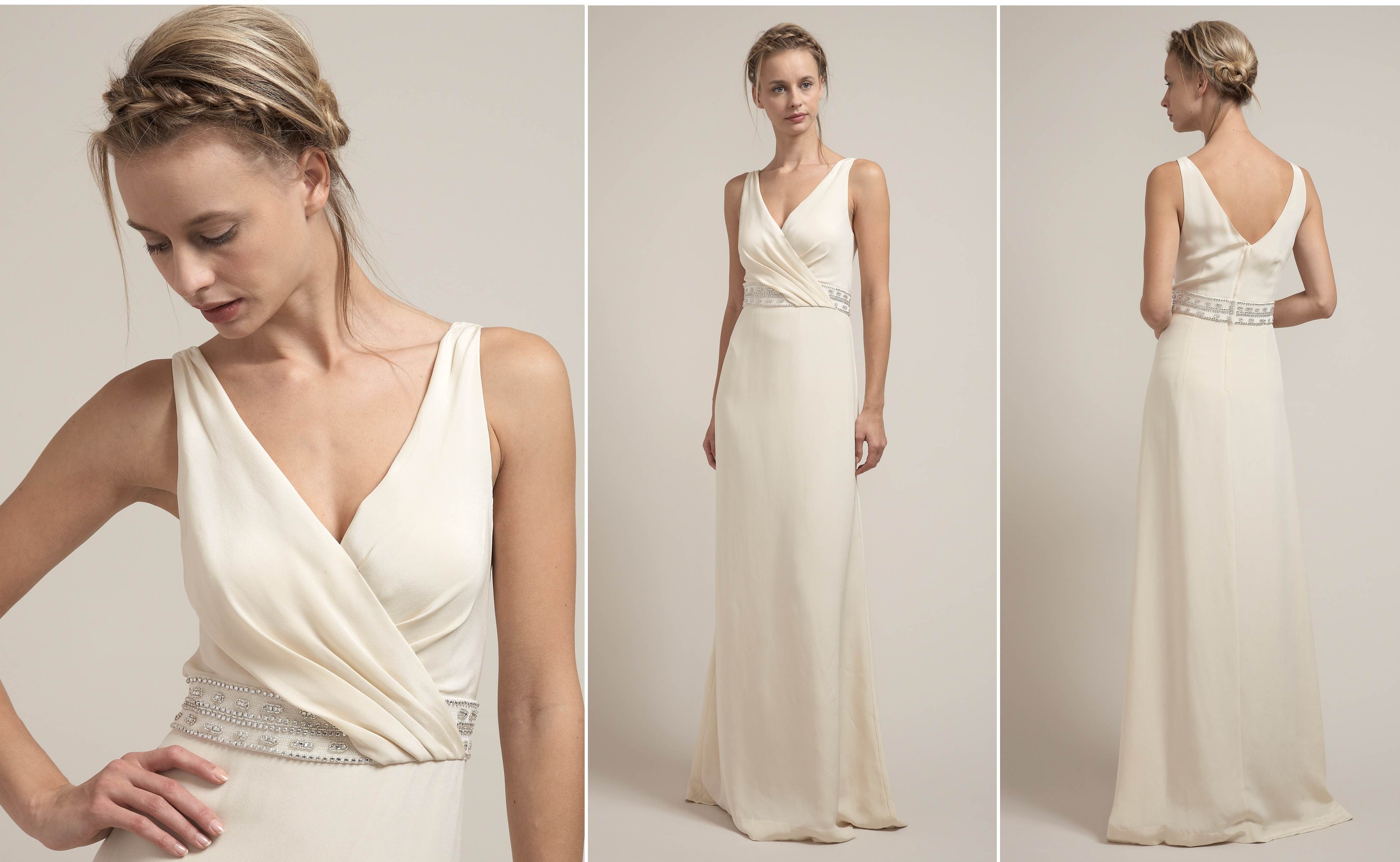 Rustic Wedding Gowns By Saja