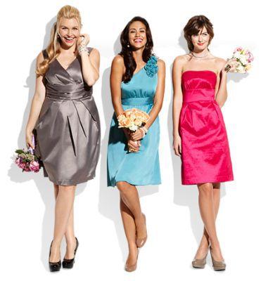 Target Bridesmaid Dresses