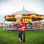 Carnival-themed-engagement-pictures