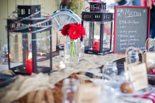 BBQ-wedding-table-decor