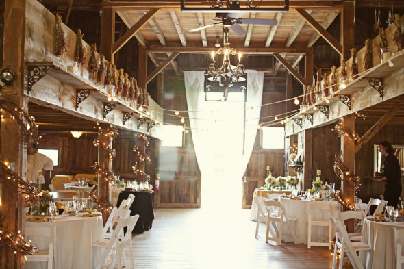 Barn Wedding In Connecticut