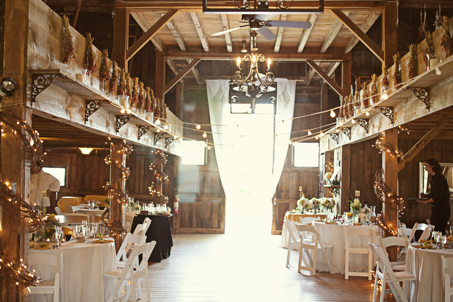 Barn Wedding In Connecticut