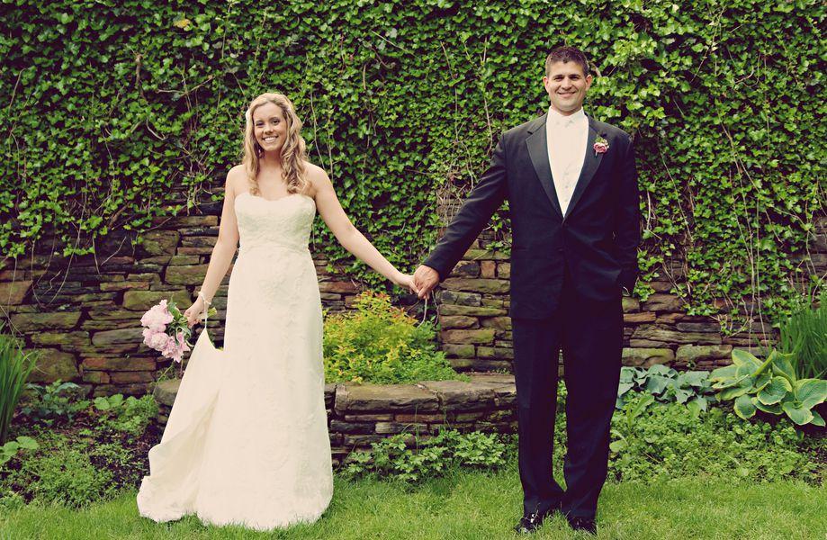 Rustic Chic Pennsylvania Wedding