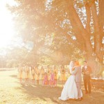 Rustic-southern-outdoor-ceremony