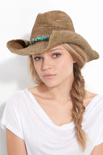 Cowboy Hat For Rustic Wedding