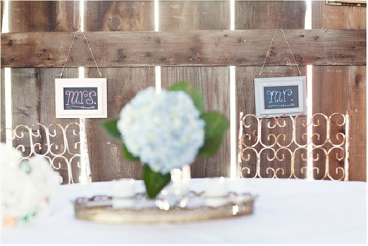 Wedding Decor From Hugs & Kisses Events