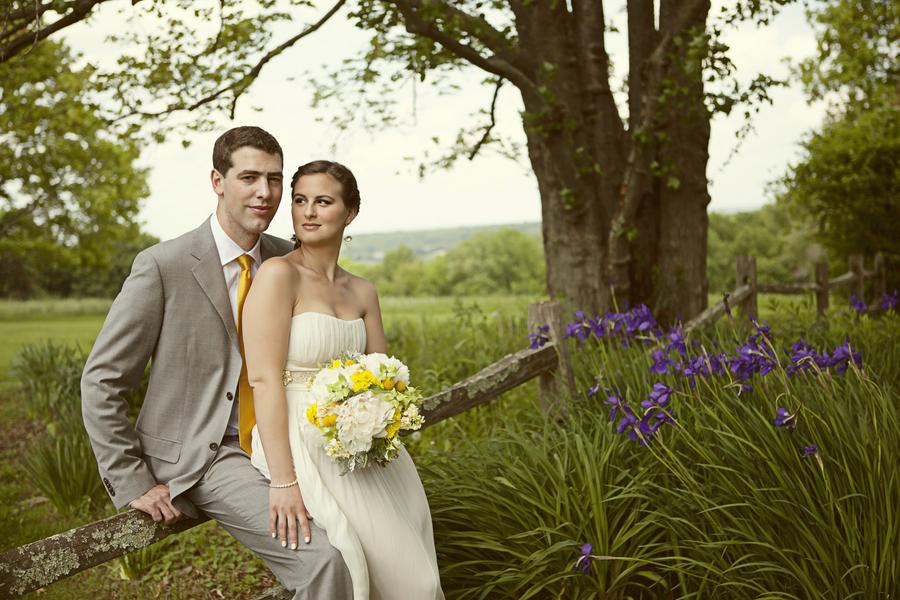 Tyrone Farm Wedding Connecticut