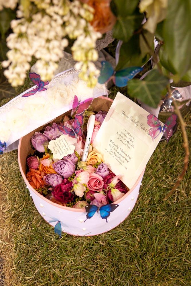 Vintage Garden Style Wedding Inspiration