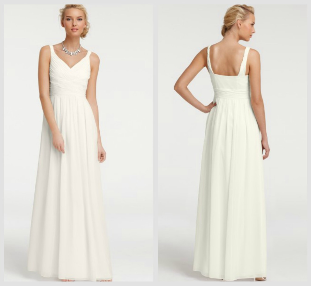 Rustic Wedding Gown Under $900 Rustic Wedding Chic