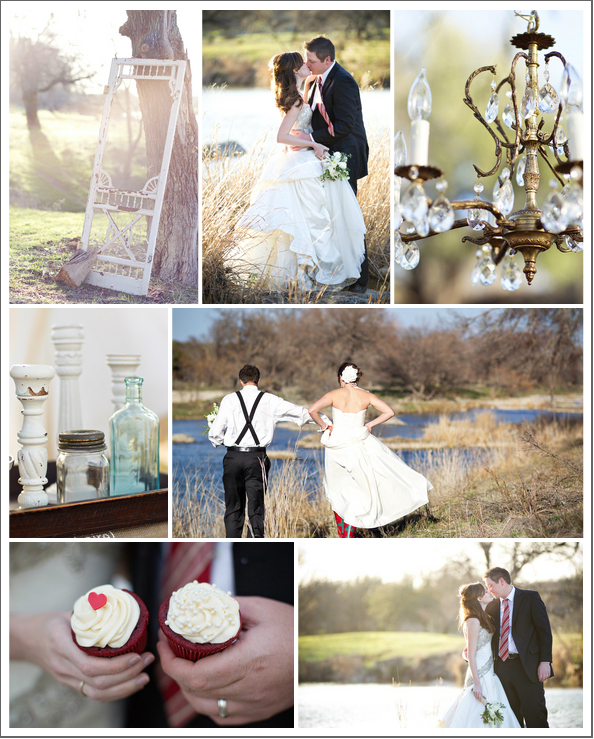 Rustic Chic Wedding Ideas: Texas Ranch Rustic Wedding Inspiration