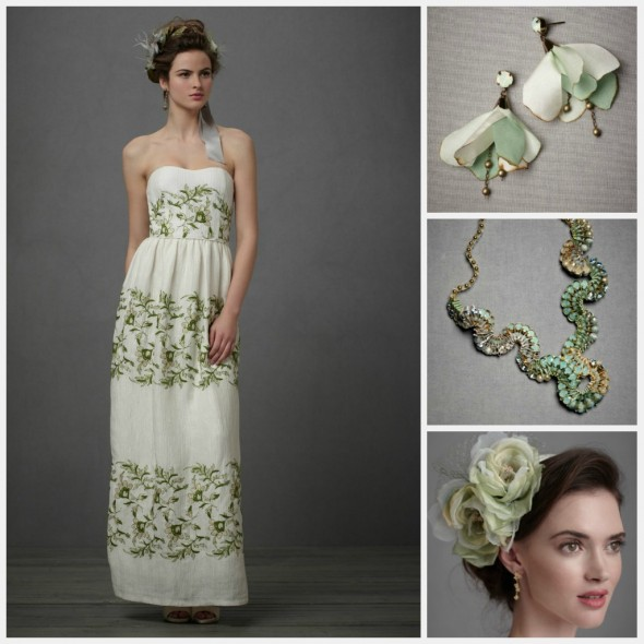 green-wedding-inspiration-for-bride