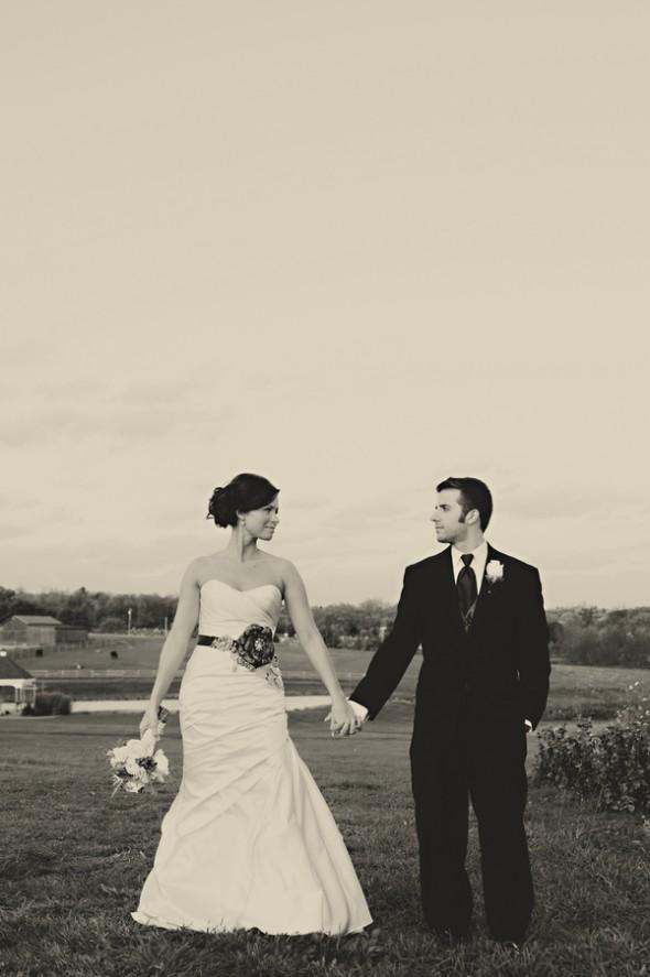 Pennsylvania Rustic Farm Wedding Amanda Matthew