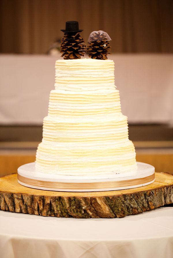 West Virginia Rustic Style Wedding - Rustic Wedding Chic