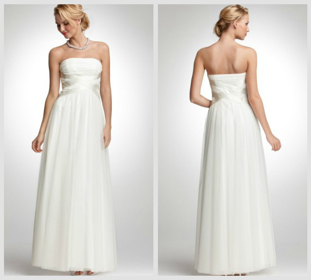 Rustic Wedding Gown Under $900 - Rustic Wedding Chic