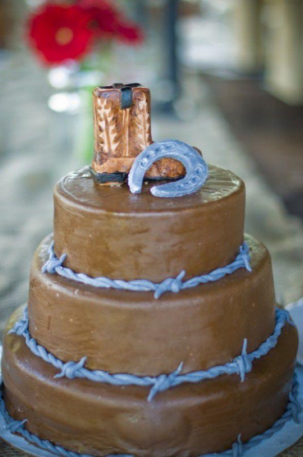 western-style-grooms-cake