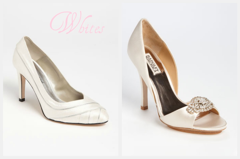 Colored High Heels For Your Wedding