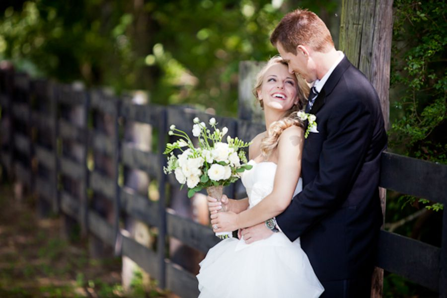 Rustic Chic Southern Wedding