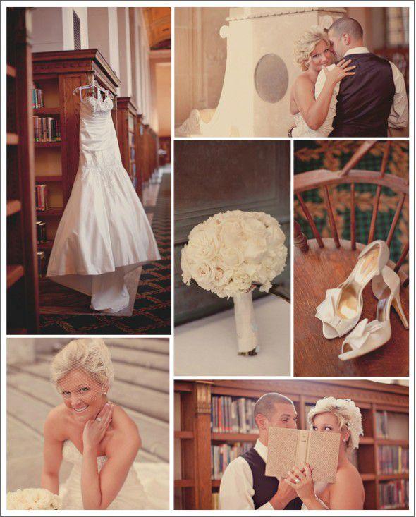 Indianapolis Rustic Wedding