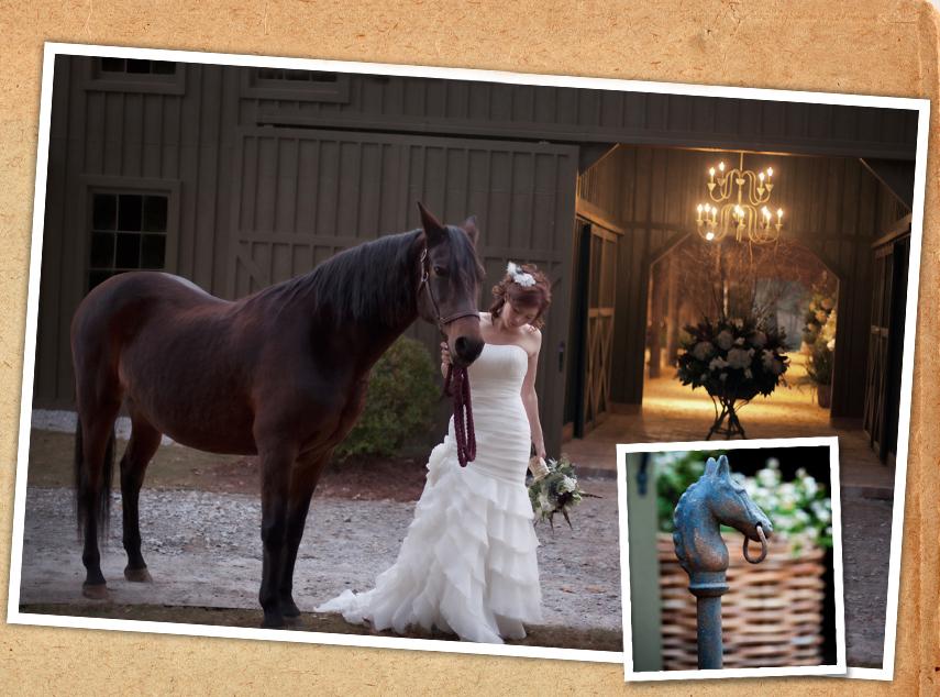 Vinewood Barn Wedding Location