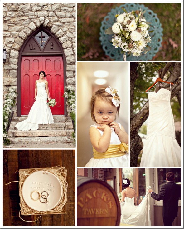 A rustic chic wedding in asheville nc rustic wedding chic for Wedding dresses asheville nc