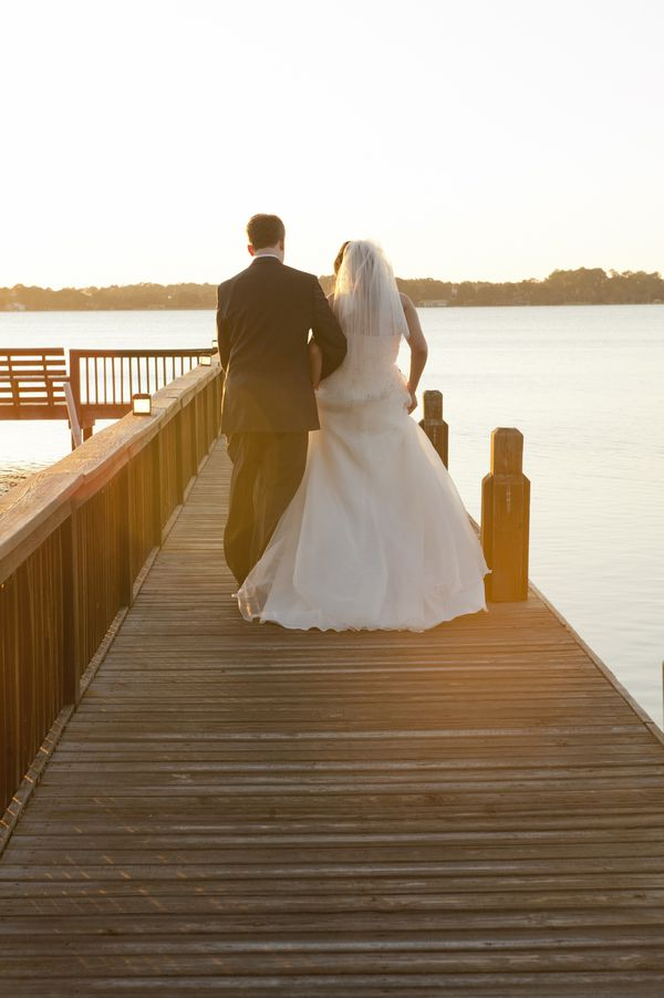Orlando Rustic Wedding