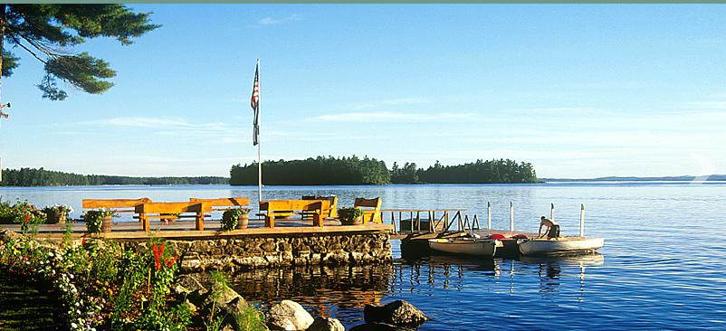 Migis Lodge In Maine