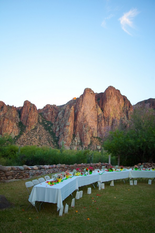 Rustic Mountain Wedding In Mesa Arizona Rustic Wedding Chic