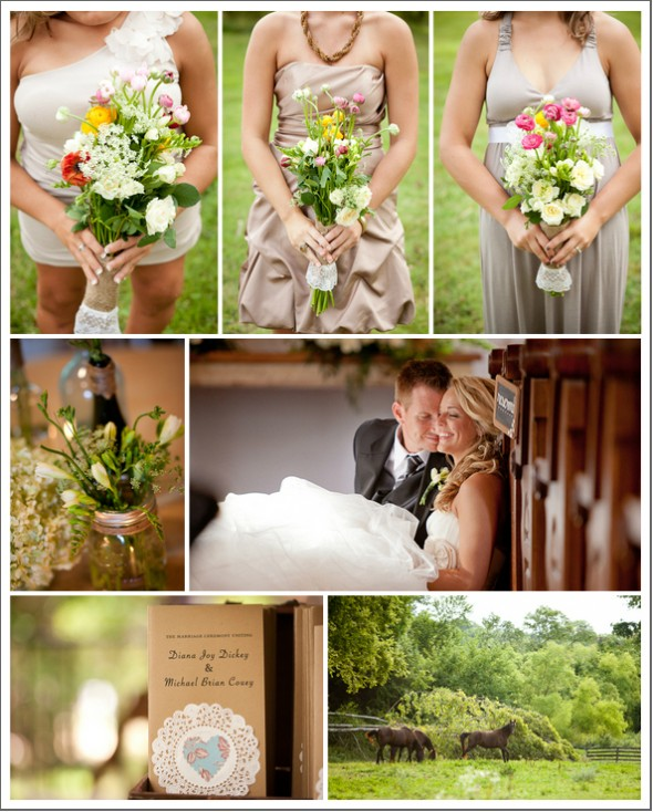 Southern Elegant Rustic Country Wedding: Southern Rustic Wedding