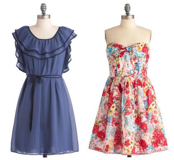 Vintage-bridesmaid-dress