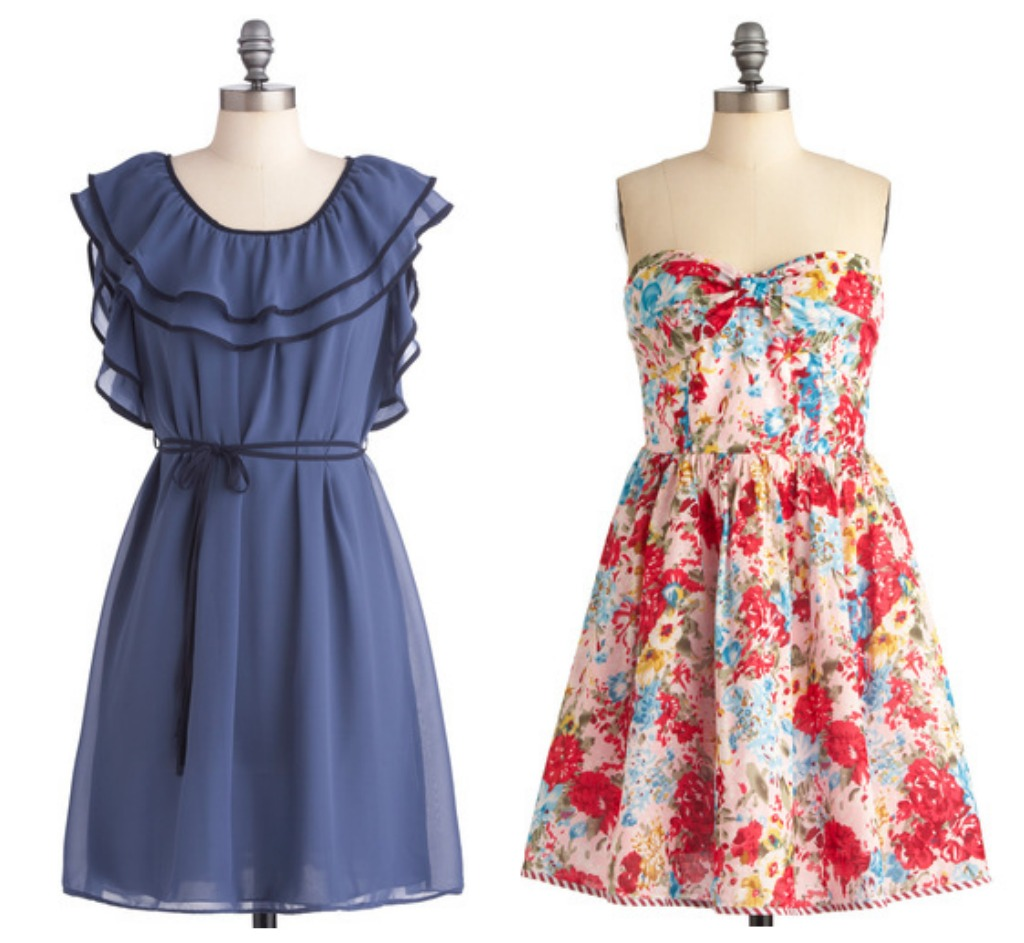 Vintage bridesmaid dresses rustic wedding chic for Vintage dresses to wear to a wedding