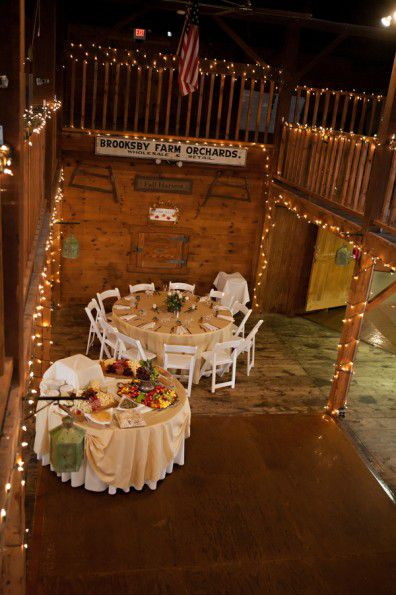 Massachusetts Barn Wedding At Smith Barn - Rustic Wedding Chic