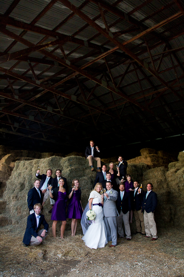 barn wedding in new york state - wedding barn rental