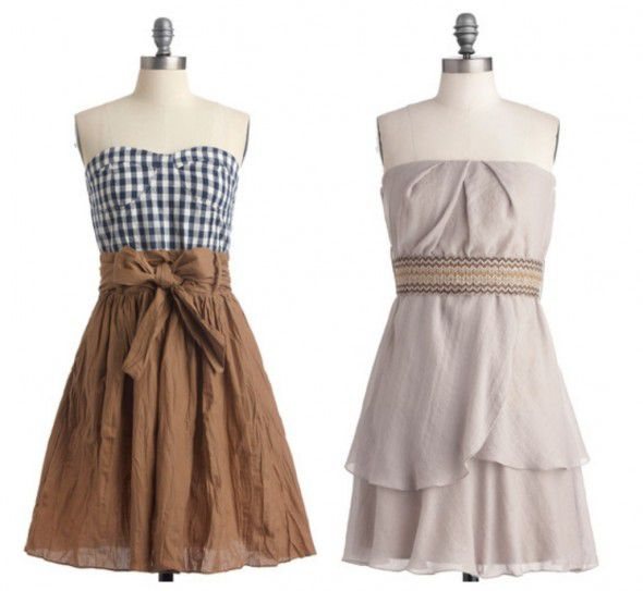 country-bridesmaid-dresses