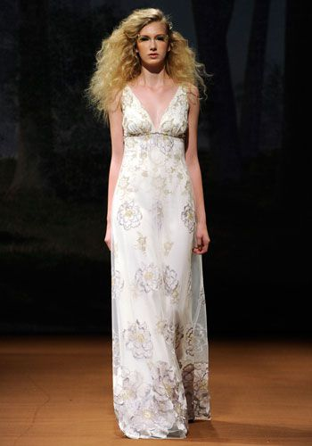 Claire Pettibone Wedding Gowns Rustic Wedding Chic