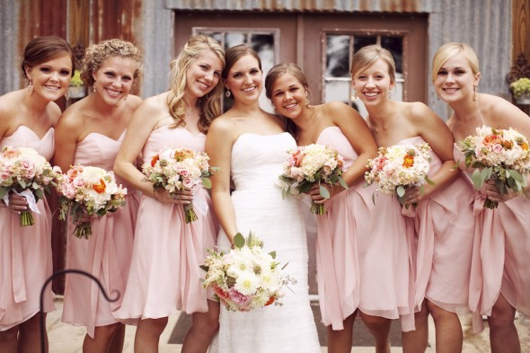 Summer Wedding Bridesmaid Dresses