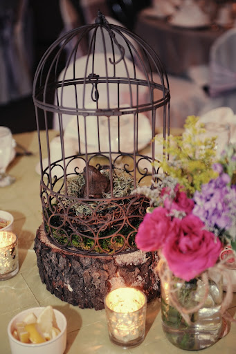 rustic-chic-wedding-centerpiece