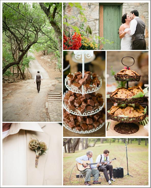 Summer Camp Style Wedding Rustic Wedding Chic